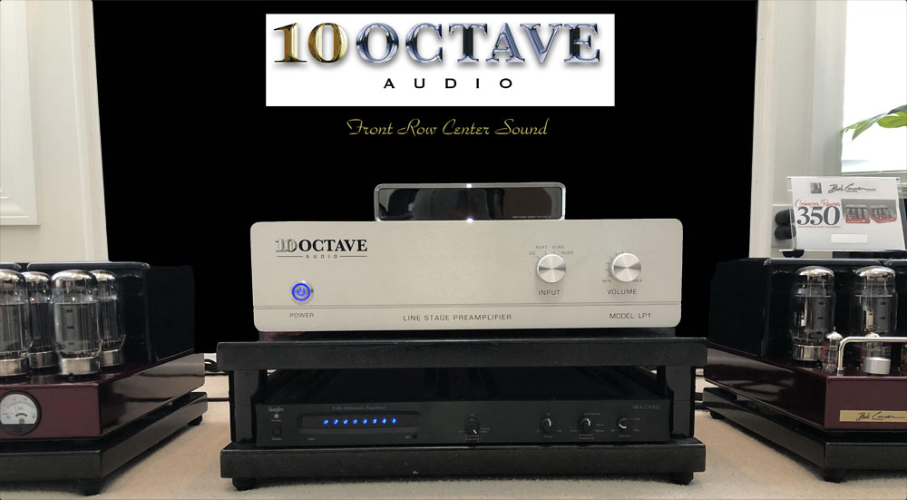 Jim Clark Stereo Now Offering Ten Octave Audio Components
